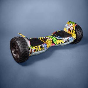 Hoverboard Offroad Graffiti